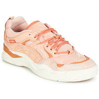Cipők Női Rövid szárú edzőcipők Vans VARIX WC Rózsaszín