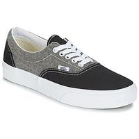 Cipők Férfi Rövid szárú edzőcipők Vans ERA Fekete