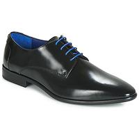Cipők Férfi Oxford cipők Azzaro VALMI Fekete