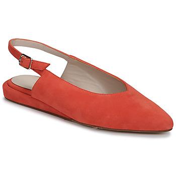 Cipők Női Balerina cipők  Fericelli IKIRUA Piros