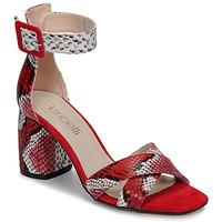 Cipők Női Szandálok / Saruk Fericelli JEZI Piros