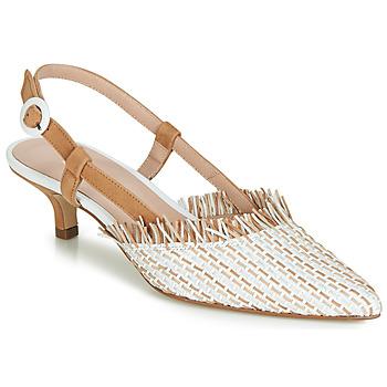 Cipők Női Félcipők Fericelli JOLOIE Bézs