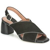 Cipők Női Szandálok / Saruk Fericelli JARIANI Fekete