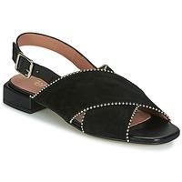 Cipők Női Szandálok / Saruk Fericelli JANELLE Fekete