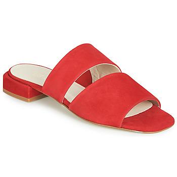 Cipők Női Papucsok Fericelli JANETTE Piros