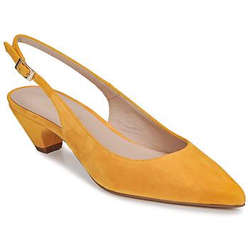 Cipők Női Félcipők Fericelli JEYONCE Citromsárga
