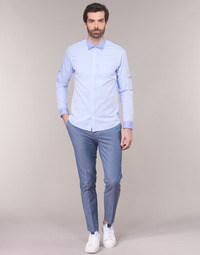 Ruhák Férfi Chino nadrágok / Carrot nadrágok Scotch & Soda RALSTONO Kék