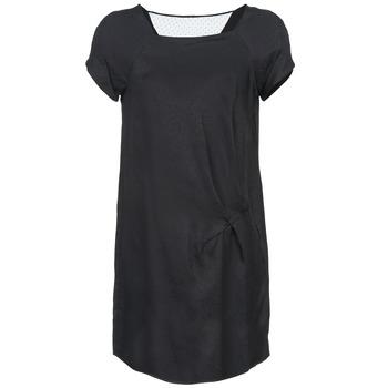material Női Rövid ruhák One Step REVA Fekete