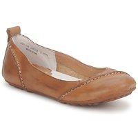 Cipők Női Balerina cipők / babák Hush puppies JANESSA Barna