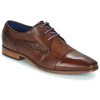 Cipők Férfi Oxford cipők Bugatti TROISKATR Barna