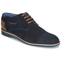 Cipők Férfi Oxford cipők Bugatti TOUZETTE Kék
