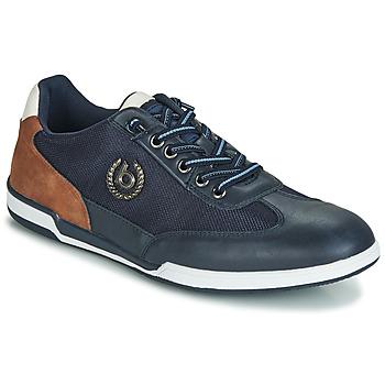 Cipők Férfi Rövid szárú edzőcipők Bugatti TIPPA Kék