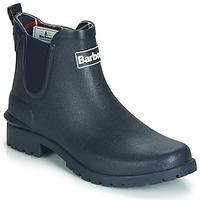 Cipők Női Gumicsizmák Barbour WILTON Kék