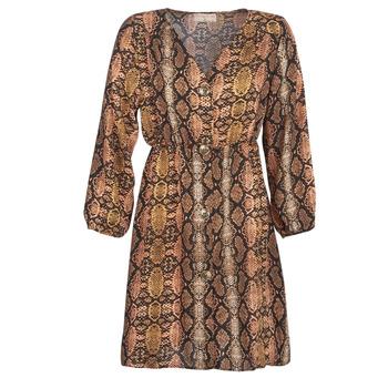 Ruhák Női Rövid ruhák Moony Mood KOUJUK Sokszínű