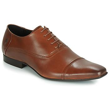 Cipők Férfi Bokacipők Carlington ETIPIQ Konyak