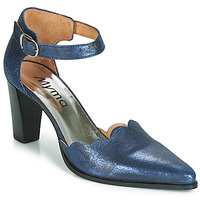 Cipők Női Félcipők Myma GLORIA Tengerész