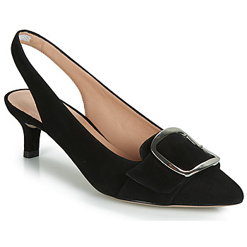 Cipők Női Félcipők Unisa JALIS Fekete
