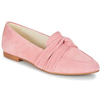 Cipők Női Mokkaszínek Vagabond ELIZA Rózsaszín