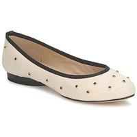 Cipők Női Balerina cipők / babák Kat Maconie DELILAH Fehér / Tört / Fekete