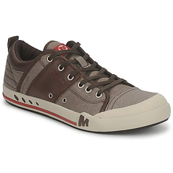 Shoes Férfi Rövid szárú edzőcipők Merrell RANT Barna