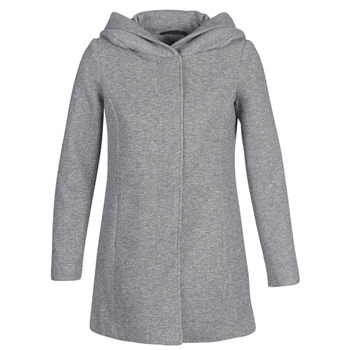 Ruhák Női Kabátok Vero Moda VMVERODONA Szürke