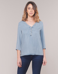 Ruhák Női Blúzok Vero Moda VMTRUDY Kék