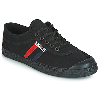 Cipők Rövid szárú edzőcipők Kawasaki RETRO Fekete