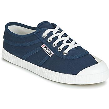 Cipők Rövid szárú edzőcipők Kawasaki ORIGINAL Kék