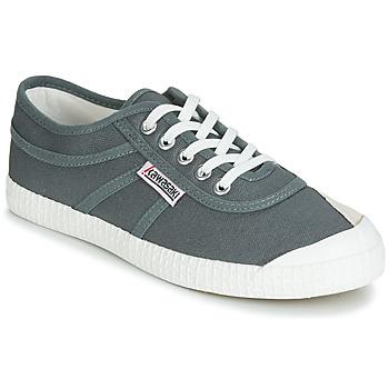 Cipők Rövid szárú edzőcipők Kawasaki ORIGINAL Szürke