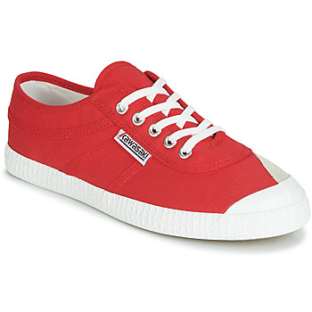 Cipők Rövid szárú edzőcipők Kawasaki ORIGINAL Piros