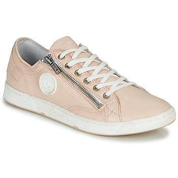 Cipők Női Rövid szárú edzőcipők Pataugas JESTER Rózsaszín / Bőrszínű