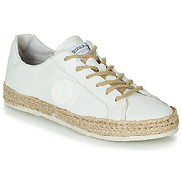 Cipők Női Rövid szárú edzőcipők Pataugas PAM /N Fehér