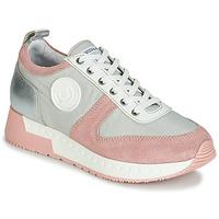 Cipők Női Rövid szárú edzőcipők Pataugas TESSA Szürke / Rózsaszín