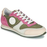 Cipők Női Rövid szárú edzőcipők Pataugas IDOL/MIX Keki / Lila / Bézs
