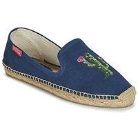 Cipők Női Gyékény talpú cipők Banana Moon OZZIE Kék
