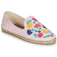Cipők Női Gyékény talpú cipők Banana Moon IASMIN Bézs