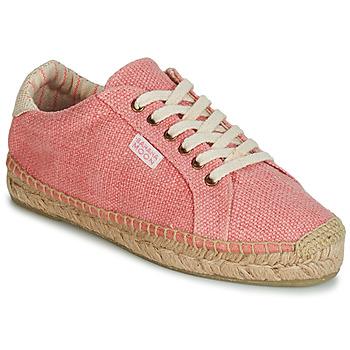 Cipők Női Rövid szárú edzőcipők Banana Moon PACEY Rózsaszín