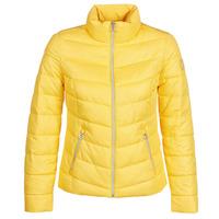 Ruhák Női Steppelt kabátok S.Oliver 04-899-61-5060-90G7 Citromsárga