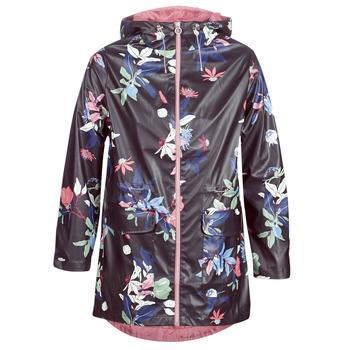 Ruhák Női Parka kabátok S.Oliver 04-899-61-5060-90G17 Tengerész / Sokszínű