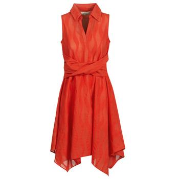 Ruhák Női Rövid ruhák Derhy EMBARCATION Piros