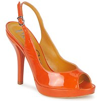 Cipők Női Szandálok / Saruk Paco Gil STAR FIZO Narancssárga