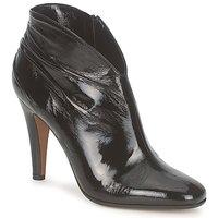 Shoes Női Bokacsizmák Michel Perry 9153 Vogue-Fekete