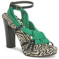 Cipők Női Szandálok / Saruk Michel Perry 12709 Smaragd