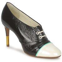 Shoes Női Bokacsizmák Michel Perry 12691 Gyöngyház-Fekete