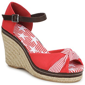 Cipők Női Szandálok / Saruk StylistClick PATTY Piros