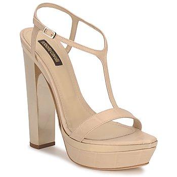 Cipők Női Szandálok / Saruk Roberto Cavalli RDS735 Bézs / Bőrszínű
