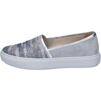 Cipők Női Belebújós cipők Janet Sport BT420 Szürke