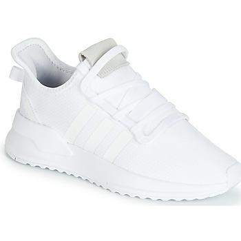 Cipők Rövid szárú edzőcipők adidas Originals U_PATH RUN Fehér
