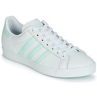 Cipők Női Rövid szárú edzőcipők adidas Originals COURSTAR Fehér / Kék