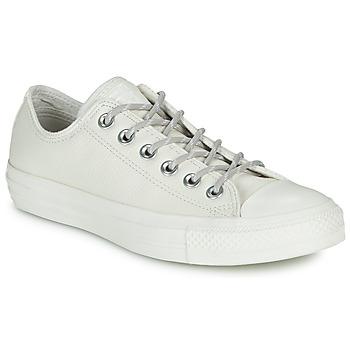 Cipők Férfi Rövid szárú edzőcipők Converse CHUCK TAYLOR ALL STAR LEATHER OX Bézs